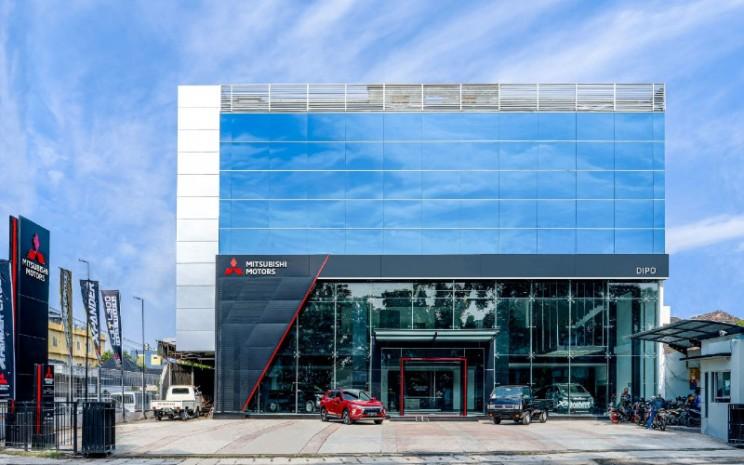 Dealer Mitsubishi Motor DIPO Medan.  - MMKSI