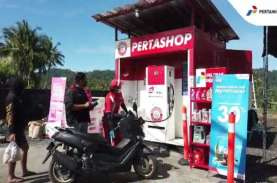 Pembangunan Pertamina Shop di Jatim Balinus Capai…