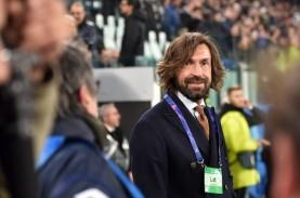 Jatuhnya Saham Juventus, Ragu Kepada Pirlo atau De…