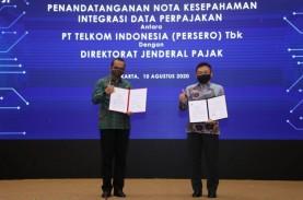 Telkom (TLKM) dan Ditjen Pajak Siapkan Integrasi Data…