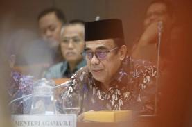 Menteri Agama Lantik Lima Pejabat Eselon I, Ini Daftarnya