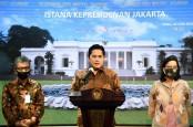 Di Hadapan Pengusaha, Erick Ungkap Resep Pulihkan Kesehatan dan Ekonomi Indonesia