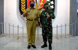 Mayjen Dudung Abdurachman, Pangdam Jaya Ke-2 dari Gubernur Akmil