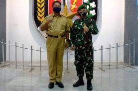 Mayjen Dudung Abdurachman, Pangdam Jaya Ke-2 dari…
