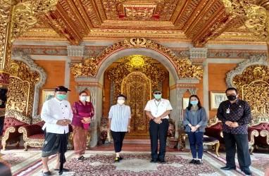 Matangkan Pembukaan Pariwisata Mancanegara, Tiga Menteri Sambangi Bali