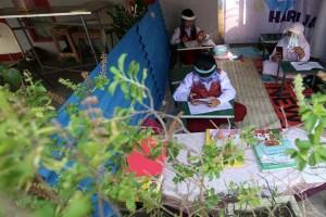 Warung Internet Gratis di Bandung Dorong Semangat Belajar di Tengah Pandemi Covid-19