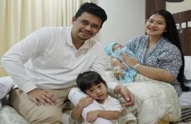 Ini Nama Lengkap Cucu ke 4 Jokowi, Anak Kedua Kahiyang Ayu dan Bobby Nasution