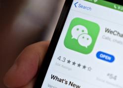 WeChat Dilarang, Kapitalisasi Pasar Tencent Ambles US$66 Miliar