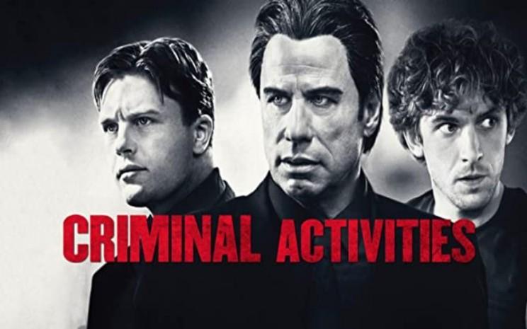 Film Criminal Activities tayang di Bioskop Trans TV malam ini. - ilustrasi