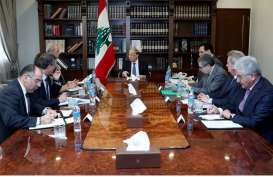 PM Lebanon Hassan Diab Undurkan Diri, setelah 4 Menteri Mundur