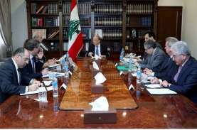 PM Lebanon Hassan Diab Undurkan Diri, setelah 4 Menteri…