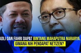 Fadli Zon Akan Diberi Penghargaan oleh Jokowi, Begini…