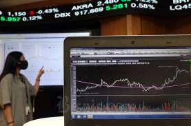 IHSG Masih Dibayangi Lapkeu Emiten, Trading Buy TOWR,…