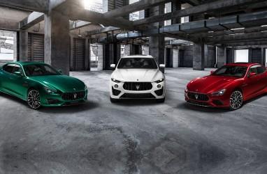 Ghibli dan Quattroporte Hadir dalam Versi Trofeo, Kasta Tertinggi Maserati