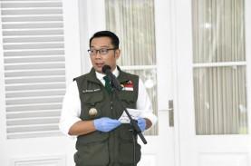 Ridwan Kamil Resmi Terdaftar sebagai Relawan Uji Klinis…