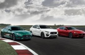 Trofeo : Koleksi Maserati Paling Digdaya