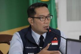 Ridwan Kamil Lapor Jokowi, Tak Ada Lagi Zona Merah…