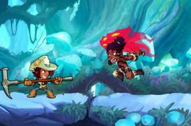 Brawlhalla, Game Paling Laris di Steam Kini Tersedia…