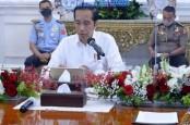 Ekonomi Tumbuh Negatif, Jokowi: Kita Patut Bersyukur, Coba Lihat...