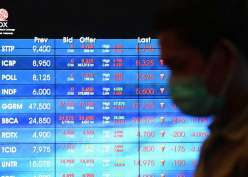 IHSG Sesi I: Kapitalisasi Pasar Tembus Rp6.000 Triliun, Saham Telkom Dijual Asing