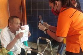 Pos Indonesia Salurkan BST sampai ke Pelosok Mimika
