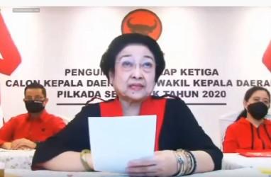Selain Bobby Nasution, Ini Daftar Lengkap 75 Paslon Diusung PDIP di Pilkada 2020