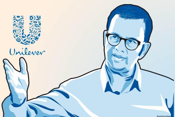 Hemant Bakshi, President Director PT Unilever Indonesia, Tbk.  - Bisnis.com