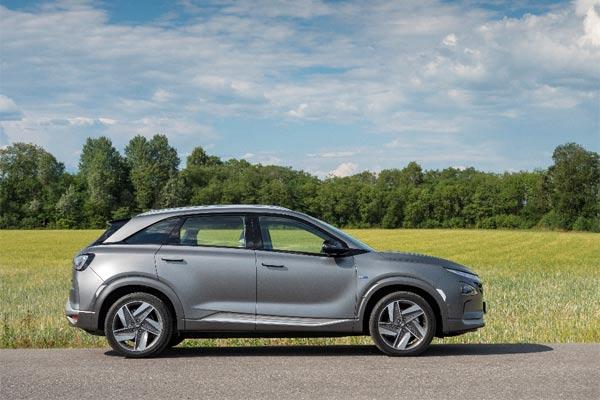 Hyundai Nexo Fuel Cell.  - Hyundai