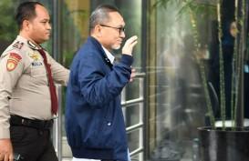 Zulkifli Hasan Bersaksi di Sidang Kasus Korupsi Alih Fungsi Hutan Riau