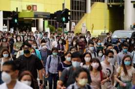 Curhat Bankir Hong Kong Hadapi Ancaman Sanksi AS