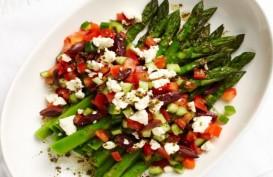 Untuk Anda yang Vegan, Ini Resep Salad Asparagus