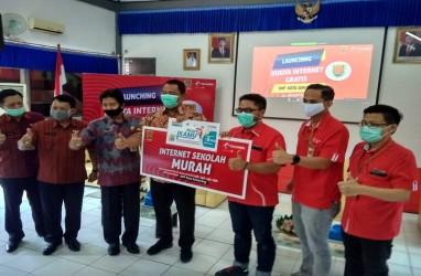 37.000 Siswa SMP di Semarang Dapat Kuota Internet Gratis