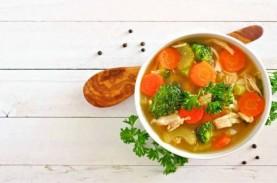 Penderita Diabetes, Ini Resep Sup Wortel dan Buah…