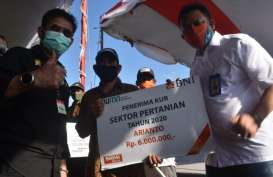 BNI Aktif Dukung Sektor Pertanian untuk Ketahanan Pangan