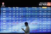 Transaksi Jumbo Bawa IHSG Menguat, Kapitalisasi Pasar Rp6.035 Triliun