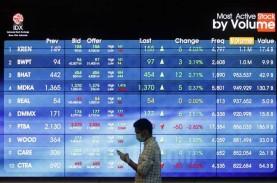 Transaksi Jumbo Bawa IHSG Menguat, Kapitalisasi Pasar…