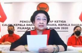 Megawati Ingatkan Komitmen Antikorupsi untuk Calon Kepala Daerah Sumut