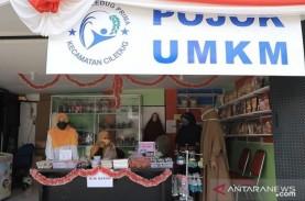 Pojok UMKM Ciledug Cetak Omzet Jutaan Rupiah per Hari