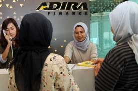 Laba Industri Multifinance Tergerus, Adira Finance:…