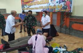 Penanganan Covid, 28 Anggota Kodam Udayana Donor Plasma Konvalesen