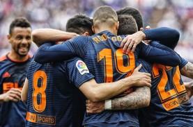 Kasus Positif Covid-19 di Valencia Berlanjut