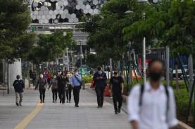 Positivity Rate Covid-19 DKI Jakarta Capai 8,4 Persen…