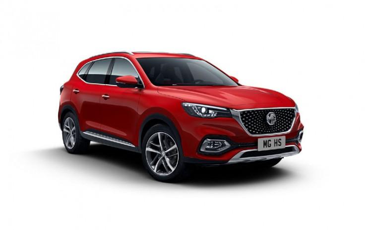 MG HS adalah SUV crossover kompak yang diproduksi oleh pabrikan China, grup SAIC, dengan merek MG Motor.  - mg.cu.uk
