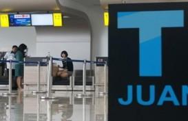 Pengembangan Terminal 1 Bandara Juanda Rampung November Ini
