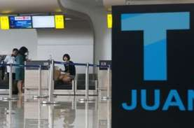 Pengembangan Terminal 1 Bandara Juanda Rampung November…