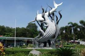 Larangan Lomba dan Tasyakuran 17 Agustus di Surabaya…