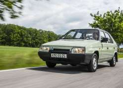 Skoda Favorit (1987–1994) : Awal Era Modern