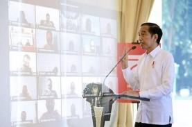 PERTUMBUHAN EKONOMI DAERAH : Jokowi Minta Belanja…