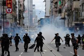 BUNTUT UU KEAMANAN NASIONAL HONG KONG : PERBANKAN…
