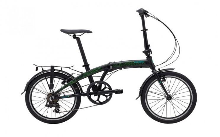 Sepeda lipat Polygon Urbano 3.  - polygonbikes.com